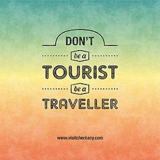 Voyagez autrement !