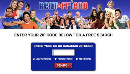 Louer un ami ! www.rentafriend.com